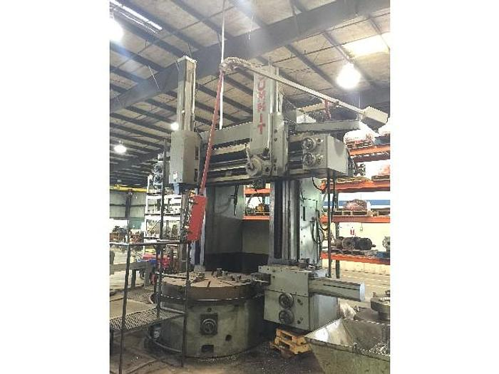 """Used 59"""" Summit Vertical Boring Mill"""