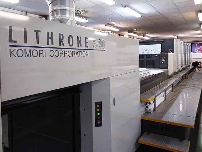 Gebraucht 2008 Komori LS 540 LX