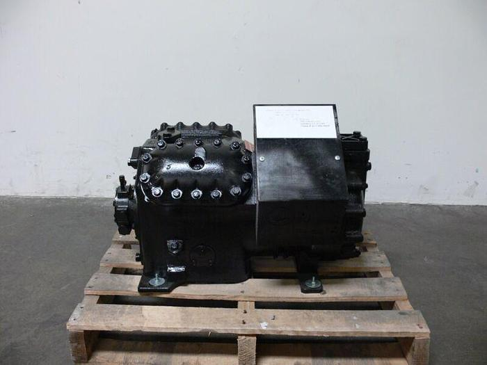 Used Dayton / Copelametic 4RL3-1500-TSK Refrigeration Compressor 15HP 3ph  230/460V