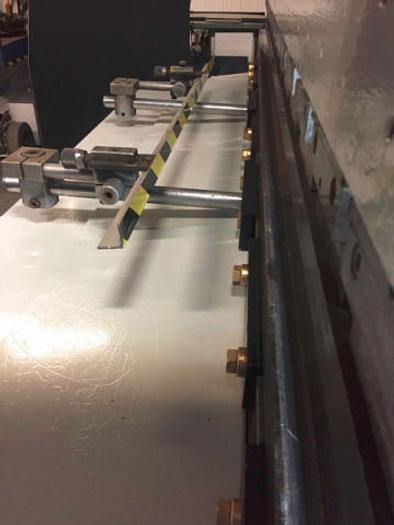 press plieuse hydraulique 10'