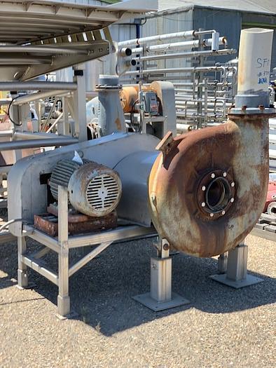 """Cornell 8"""" x 8"""" Hydro - Food Pump"""