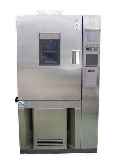Used Espec ESL-3CA Platinous Temperature & Humidity Chamber -35 to 150°C 98%RH 9056