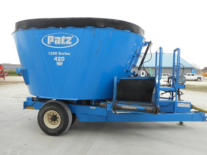Used 2011 PATZ 420