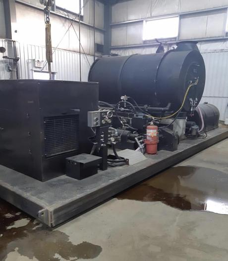 7 Million BTU ThermoGen Hot Oiler/Water Heater