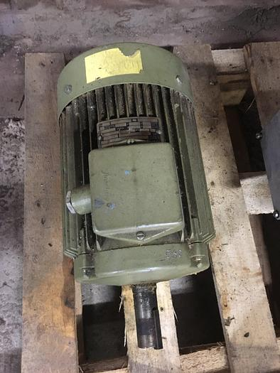 Used 4 kW, Electric motor