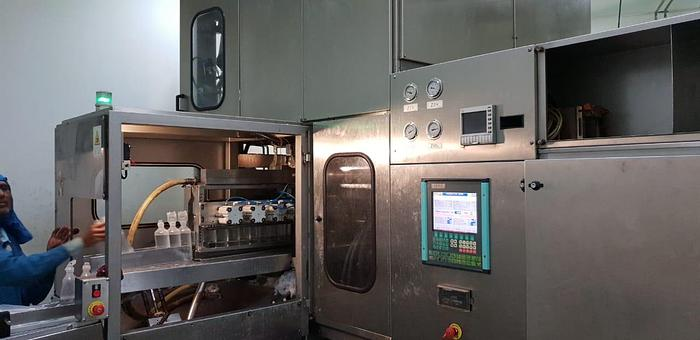 Used Brevetti Angela Blow Fill Seal Machine