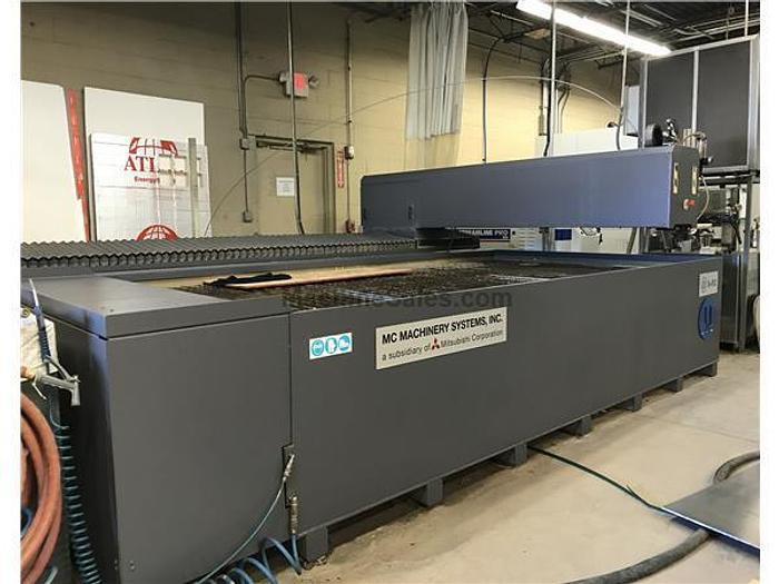 2012 6' x 12' Mitsubishi MWX-3 Waterjet Cutting Machine