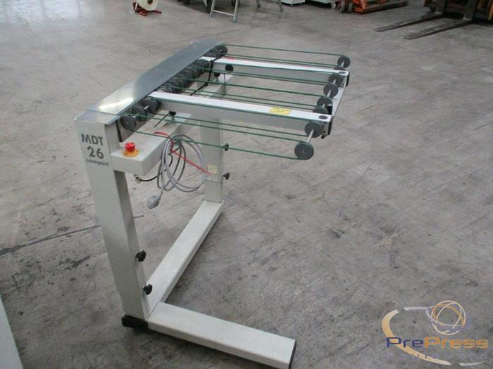 Refurbished 2005 Grafoteam MDT 26 C