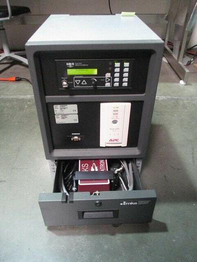 Used MKS PBTS1A01UB2 Portable Pressure Tester, Type 670BD21, w/ Baratron 690A11TRA
