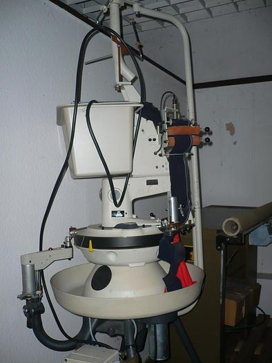 Gebraucht Rundkranz-Kettelmaschine KMF  Kl. 760 E14
