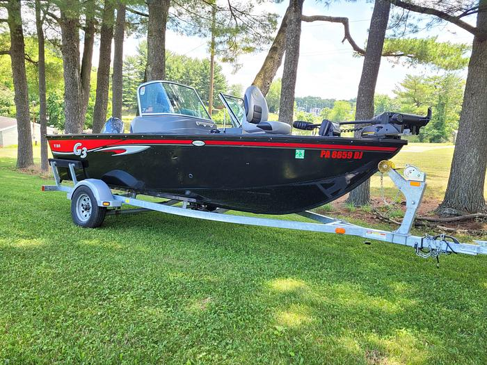 Used 2012 G3 Angler V164