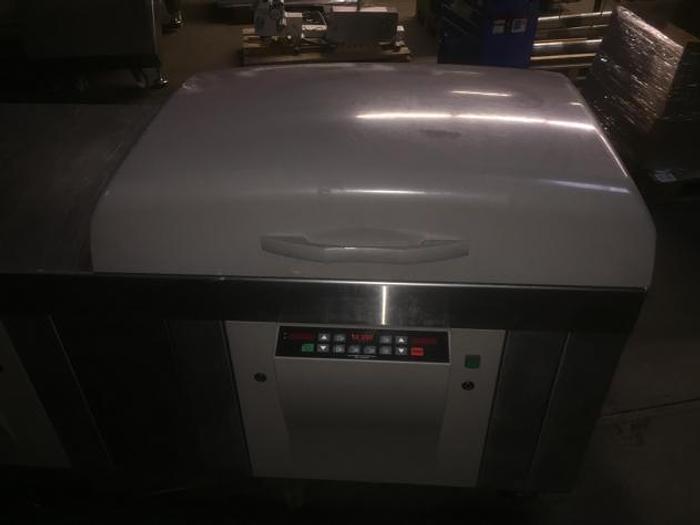 Einkammer Vakuummaschine mit Begasung