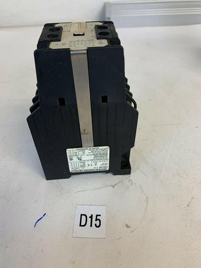 Used DEMAG DSUB111 CONTACTOR 115V COIL 60HZ *USED* FAST SHIPPING!~WARR