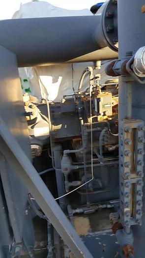 Used 1997 Gemini / Caterpillar A352-G3412TA Gas Compressor