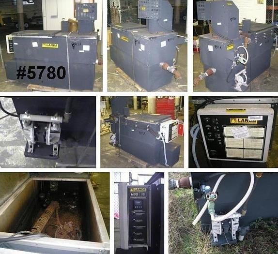 Used LANDA WATER EVAPORATOR – MODEL HBG15 (#5780)