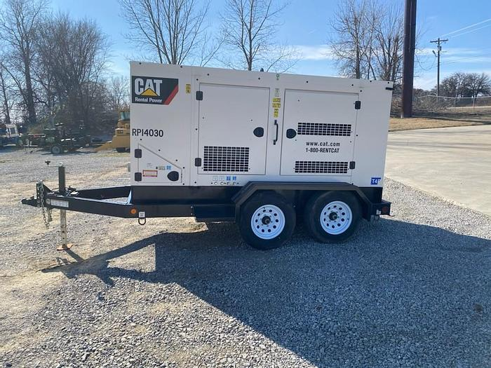 Used Caterpillar XQ125 Mobile Rental Package Tier4 Final