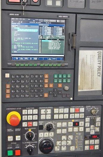 2007 MORI SEIKI  NL1500SY/500
