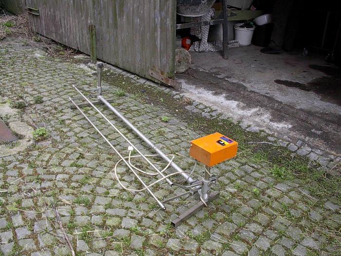 Gebraucht Warenaufrollvorrichtung NESTEL  953