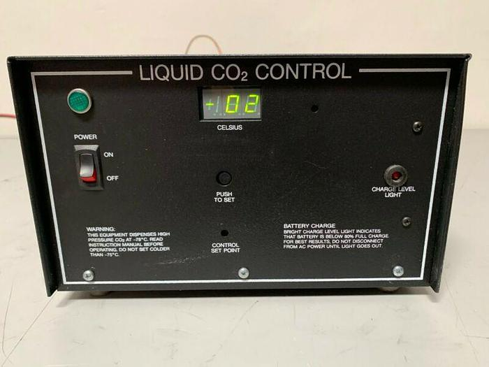 Used Thermo Electron 6593-1 C02 Backup System 115 V