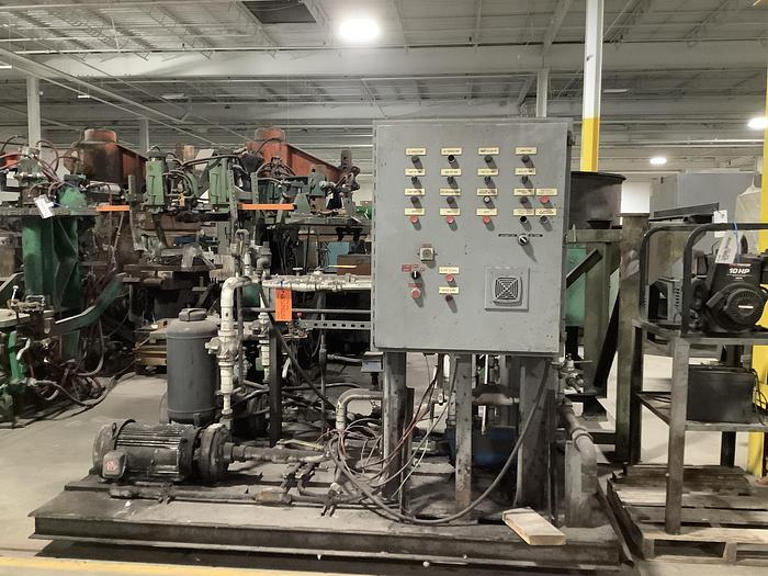 Used WATER PUMP SYSTEM