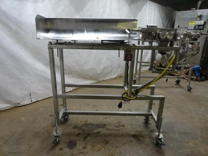 Used Stainless Steel Hot Dog Peeler