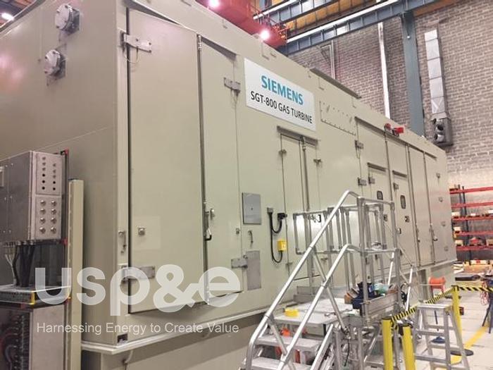 Used Siemens SGT 800