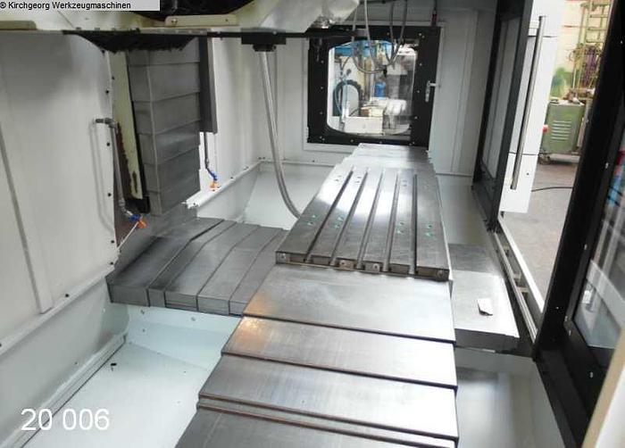 #20006 - RIMA (Microcut) RM 1000 / Fanuc Oi / IKZ, Bj.2010