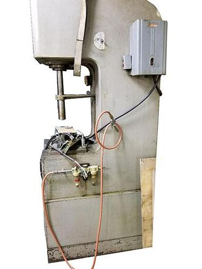 Denison 10-Ton Hydraulic Press