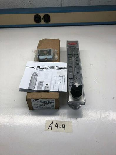 Dwyer Rate-Master RMB-55-SSV Flowmeter *Fast Shipping*