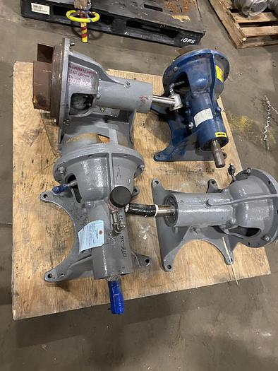 Used GORMAN RUPP BACK END PUMP PARTS