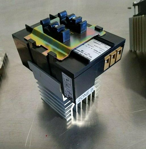 Used Eurotherm Relay Switch with heat sink 425A 25A/240V/200V CL/-1-1100 Ships Free