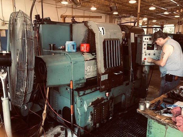 Used 1982 Mori Seiki SL-2B CNC Lathe
