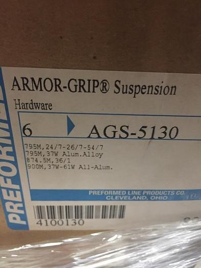 Armor Grip Suspension Hardware