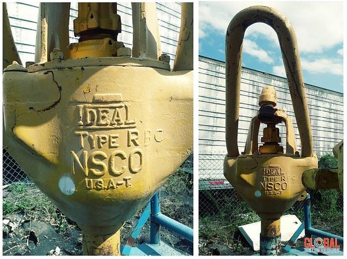 Used Item 0675 : National Type R NSCO Swivel