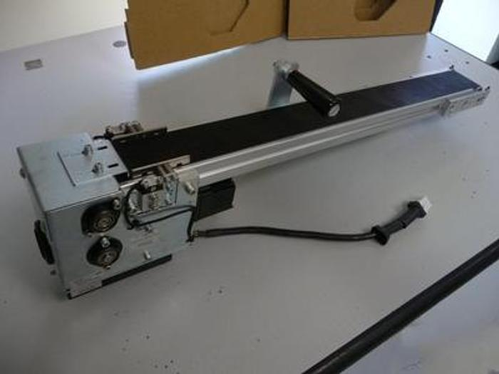Used PANASONIC  CM602 CM402 Reject Belt feeder N610016666AA Parts Ejecting Conveyor