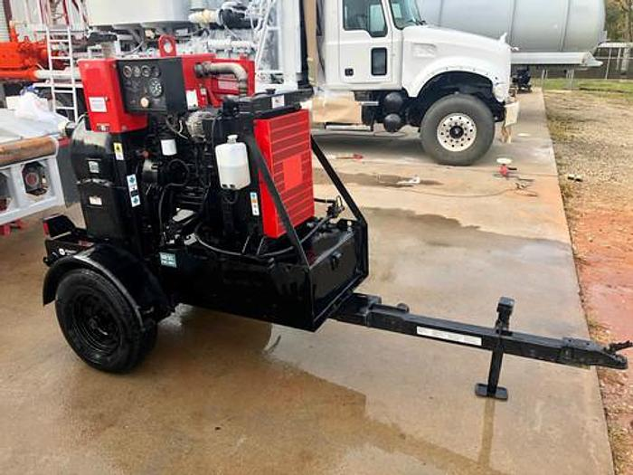 "2011 4"" Magnum Water Transfer Pump"