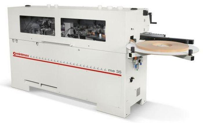 SCM Group SCM/MiniMax ME35TR3 Automatic Edgebander with Premill and Corner Rounding