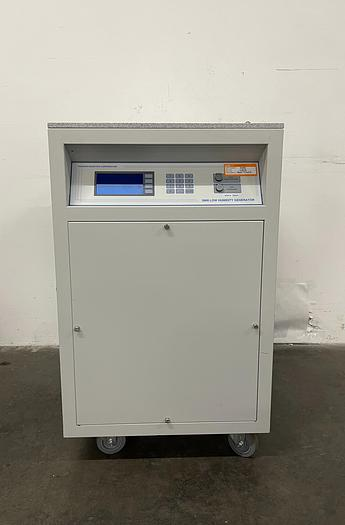 Used Thunder Scientific Model 3900 Two-Pressure Low Temperature Humidity Generator