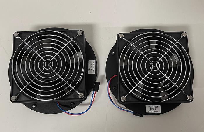 Lot of 2- Ebmpapst 4314 M 117MA, 2.8W, 24V Axial Compact Fan