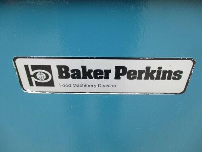 BAKER PERKINS MODEL MPF-50D/25 TWIN SCREW INDUSTRIAL ANIMAL / PET FOOD EXTRUDER
