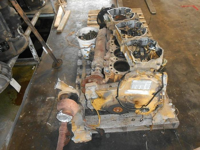 Used CAT C10 FRONT COVER