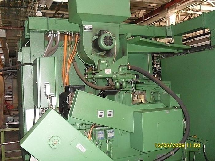 Used Gear Generator Spiral Bevel & Hypoid CNC 2010 G-MAXX CNC