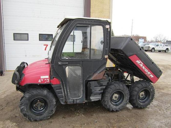 2007 Polaris Ranger 6-wheel
