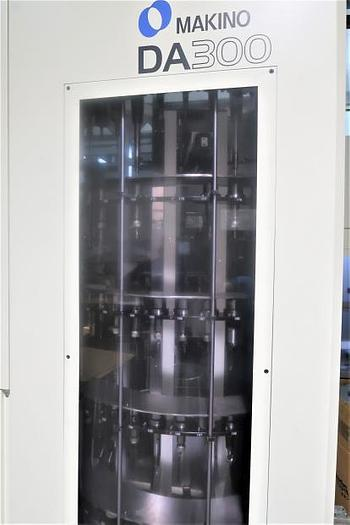 2018 MAKINO DA300 ULTRA PRECISION 5 AXIS CNC VERTICAL MACHINING CENTER