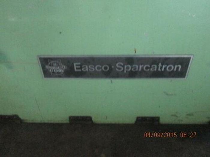 EASCO SPARCATRON MODEL ES2200 SINKER EDM