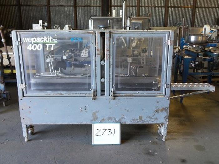 Used We Packit 400 #2731