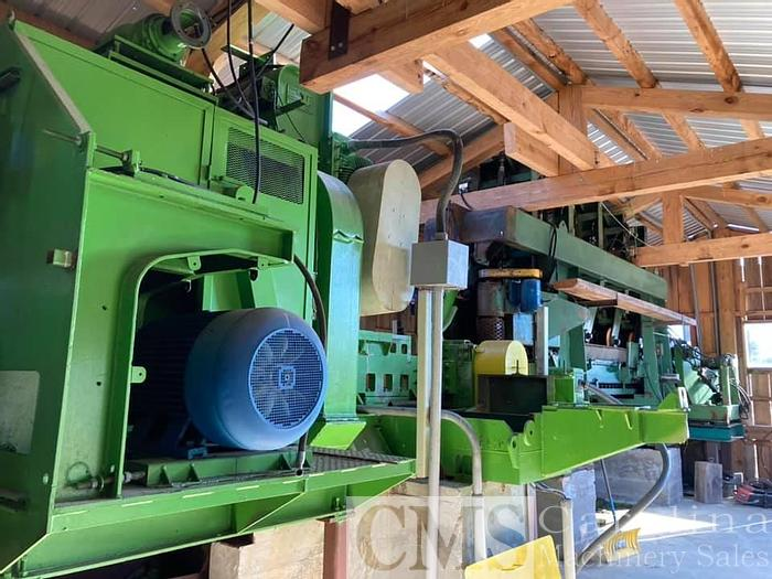 Used Complete Sawmill Chip-N-Saw