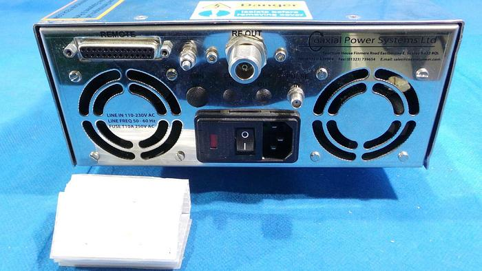 Used Coaxial RFG500-380KR RF Generator