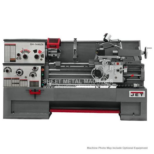 JET GH-1440ZX Geared Head Lathe 321910