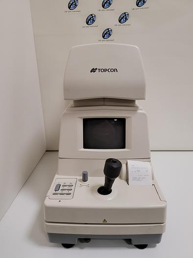 Used Topcon Ct-80